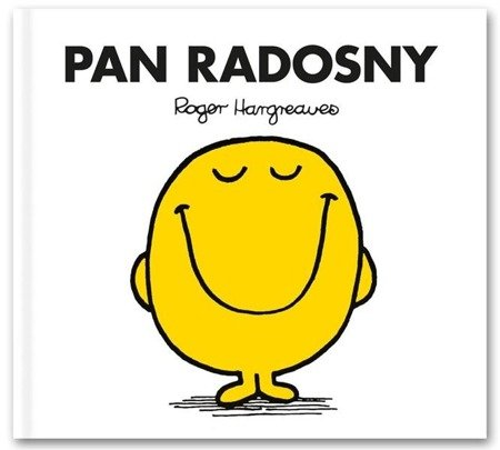 Pan Radosny - Roger Hargreaves